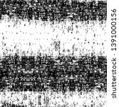 black dusty scratchy texture.... | Shutterstock .eps vector #1391000156