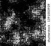 black dusty scratchy texture.... | Shutterstock .eps vector #1391003939