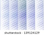 delicate blue   purple abstract ... | Shutterstock . vector #139124129