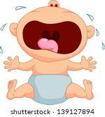baby,birth,born,boy,caricature,cartoon,character,child,childhood,cry,cute,depression,diaper,drawing,dummy