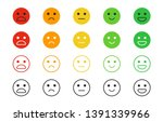 Set Of Rating Satisfaction....