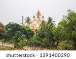 dakshineswar  kali templ in...   Shutterstock . vector #1391400290
