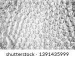 shiny silver metal textured... | Shutterstock . vector #1391435999