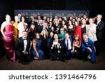 pasadena   may 5  the ellen...   Shutterstock . vector #1391464796
