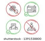do or stop. cogwheel settings ... | Shutterstock .eps vector #1391538800