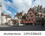 dijon  france   september 24 ... | Shutterstock . vector #1391558633