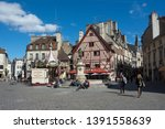 dijon  france   september 24 ... | Shutterstock . vector #1391558639