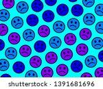 people design. flat texture.... | Shutterstock . vector #1391681696