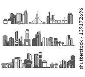 City Skyline   Building In...
