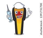 nurse stud finder in the... | Shutterstock .eps vector #1391731700