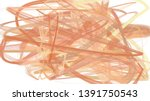 artistic burly wood  linen and... | Shutterstock . vector #1391750543