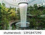 singapore may 4  2019  jewel...   Shutterstock . vector #1391847290