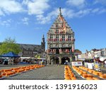 Famous Gouda Cheese Market Held ...