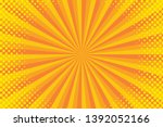 bright colorful background with ... | Shutterstock .eps vector #1392052166