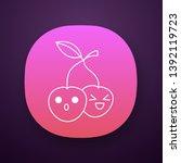 cherries cute kawaii app...