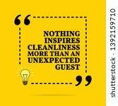 inspirational motivational... | Shutterstock . vector #1392159710