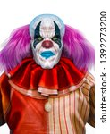 Bad And Ugly Clown In A Horror...