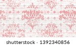 art vintage vector  detailed... | Shutterstock .eps vector #1392340856