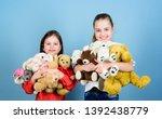 happy childhood. child care.... | Shutterstock . vector #1392438779