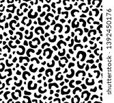leopard seamless pattern....   Shutterstock .eps vector #1392450176