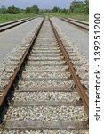 railway tracks | Shutterstock . vector #139251200