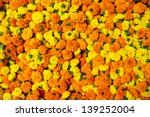 Marigold Flowers Garland...