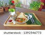indochina omlette  sunny side...
