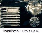 Classic Vintage Car Chrome...