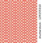 geometric seamless pattern.... | Shutterstock .eps vector #139255310