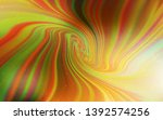 light orange vector layout with ... | Shutterstock .eps vector #1392574256