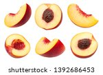 Peach Collection Clipping Path...