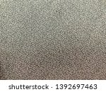 grey fabric with a small... | Shutterstock . vector #1392697463