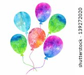 Colorful Inflatable Balloons....