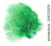 abstract splash. watercolor... | Shutterstock .eps vector #139273370