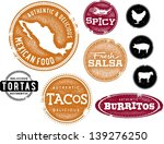 authentic,beef,burrito,carnitas,chicken,chili pepper,food,fresh,grunge,menu,mexican,mexico,pork,restaurant,salsa