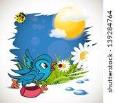 shopping time | Shutterstock .eps vector #139284764