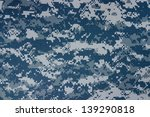 us navy digital camouflage... | Shutterstock . vector #139290818