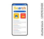 internet search smartphone...