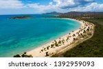 Beautiful Sun Bay Beach With...