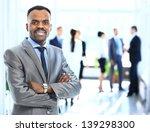 portrait of a successful... | Shutterstock . vector #139298300