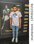 """Small photo of Talen Horton Tucker attends HBO's """"What's My Name: Muhammad Ali"""" Documentary Los Angeles Premiere - Arrivals at Regal Cinemas LA LIVE 14, Los Angeles, CA on May 8, 2019"""