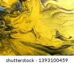 black and gold creative... | Shutterstock . vector #1393100459