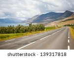 mountain road along the ocean | Shutterstock . vector #139317818