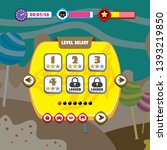 game ui menu application mobile ...