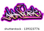 Graffiti Vector Art Urban...