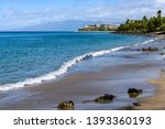 Maui Coast   A Sunny Day View...