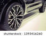 close up car mag wheel... | Shutterstock . vector #1393416260