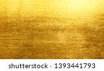 shiny yellow leaf gold metall... | Shutterstock . vector #1393441793