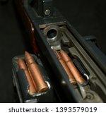 closeup of disassembled...   Shutterstock . vector #1393579019