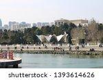 baku  azerbaijan may 12  2019... | Shutterstock . vector #1393614626
